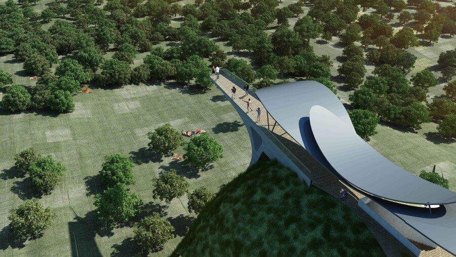Lion Safari Park by Archohm Design Studio (2)
