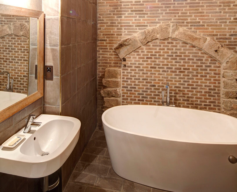 Astley Castle Renovation by Witherford Watson Mann Architects (11)
