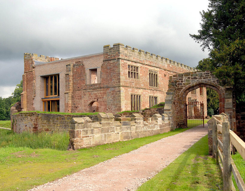 Astley Castle Renovation by Witherford Watson Mann Architects (13)