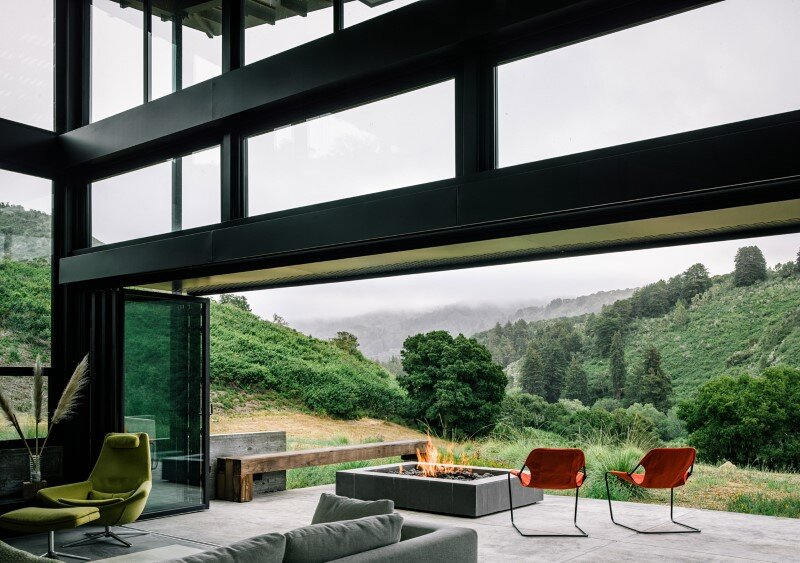 Butterfly Retreat with an Inspired and Modern Aesthetics