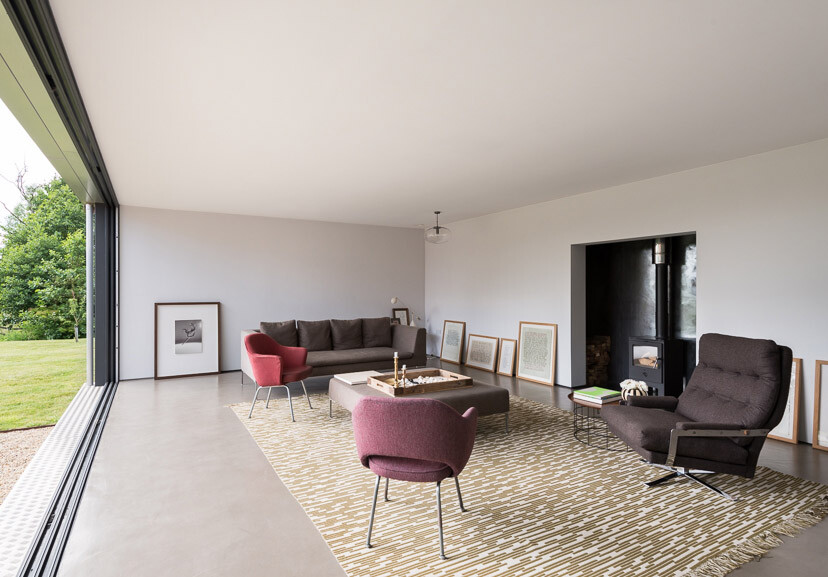 Contemporary barn conversion - Abbey Hall in the Picturesque Town of Eye (21)