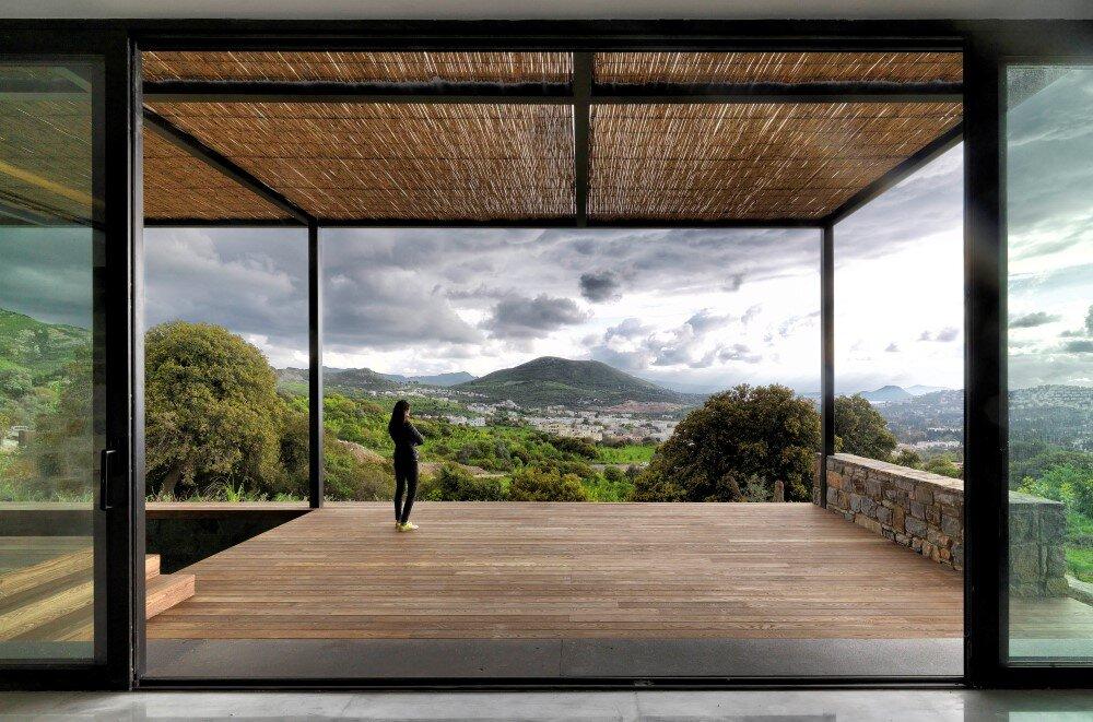 Gumus Su Villas – Mix of Local Architecture and Modern Design