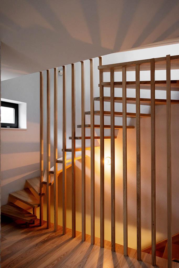 staircase, Loft Kolasinski