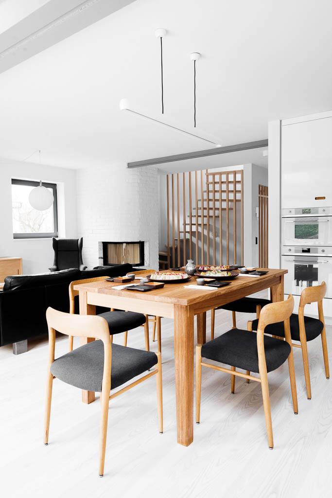 dining room, Loft Kolasinski