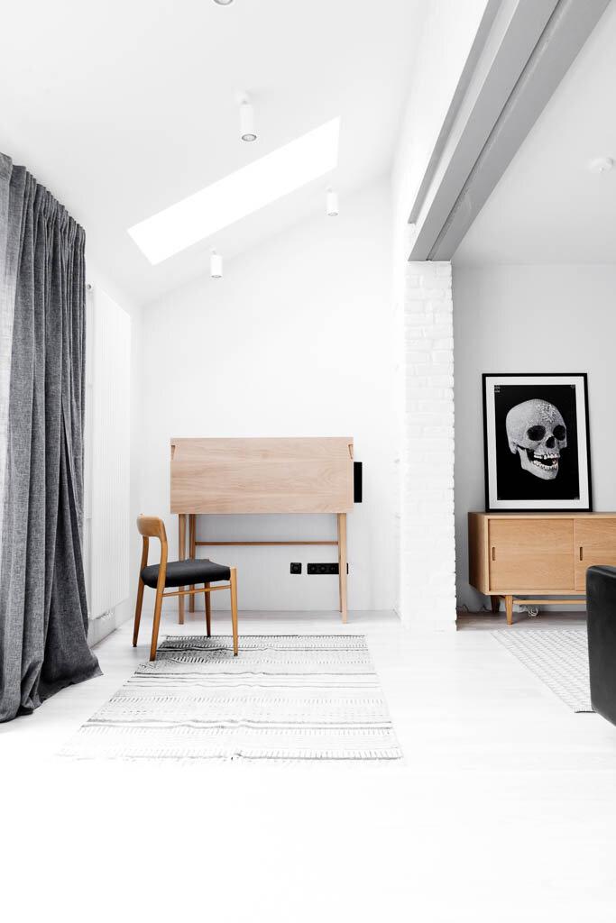 interior design, Loft Kolasinski