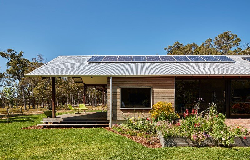 Modern Australian Farm House with Passive Solar Design (7)
