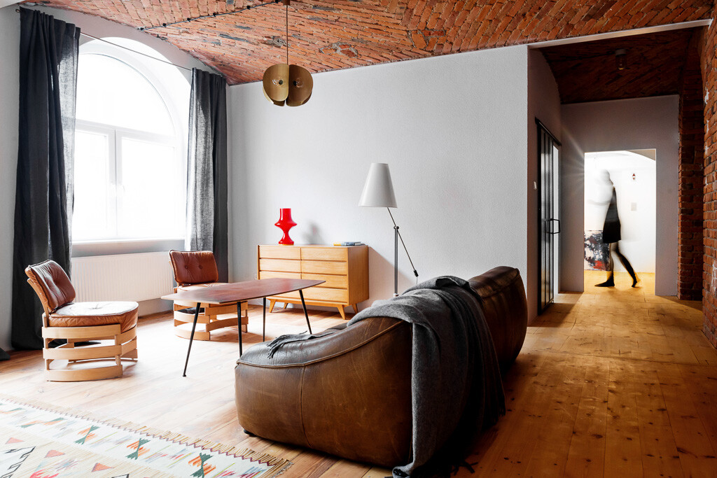 Charismatic Loft Apartment in an Old Marmalade Factory