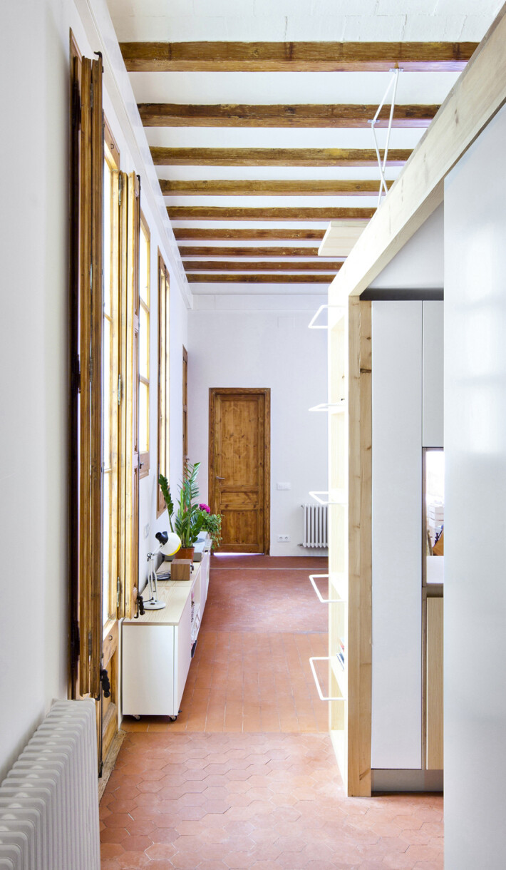 Full Refurbishment of an Apartment in the Eixample District in Barcelona (7)