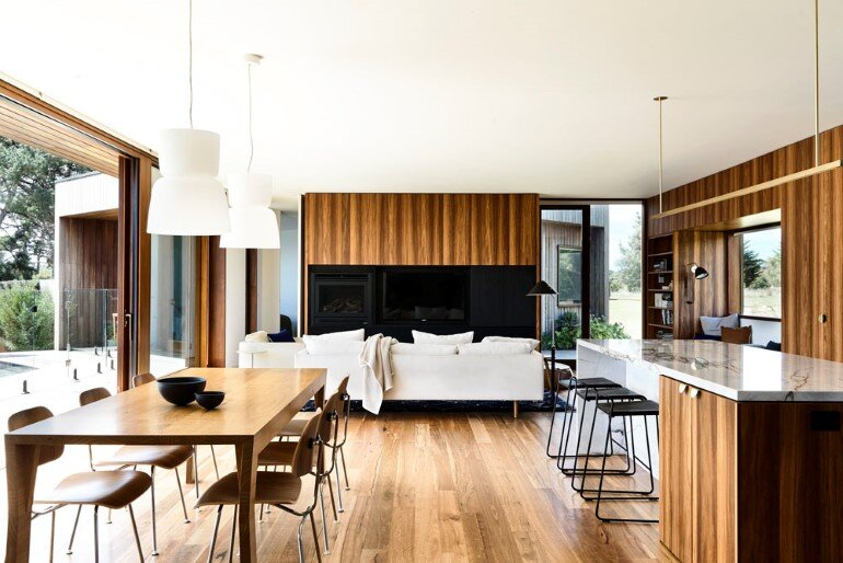 13th Beach Courtyard House by Auhaus Architecture (11)