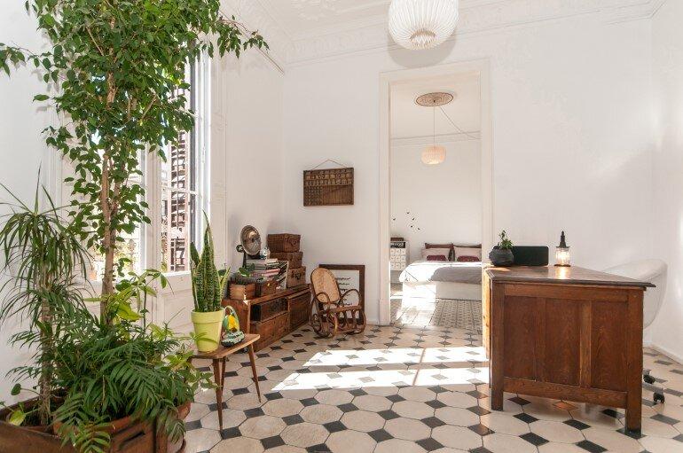 A Personal Oasis In El Born, Barcelona