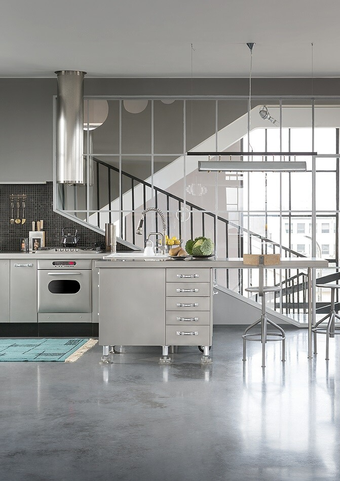 kitchen, A+Z design studio