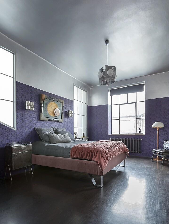 bedroom, A+Z design studio