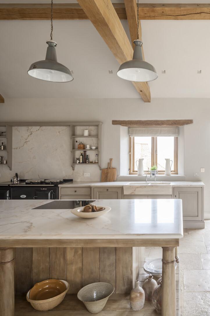 Modern Rustic Kitchen by Artichoke on Farmhouse:-Xjylc6A2Ec= Rustic Kitchen  id=25819