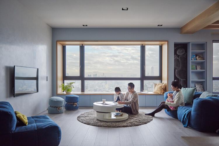 living room, Hao Design