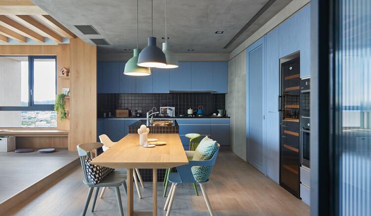 kitchen, Hao Design