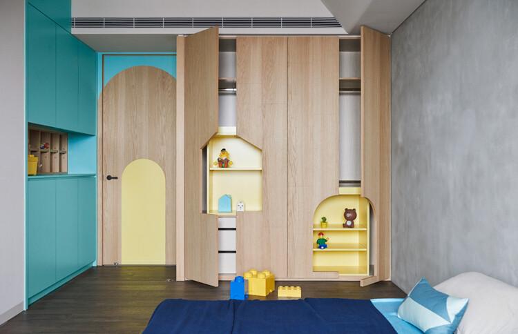 bedroom design, Hao Design