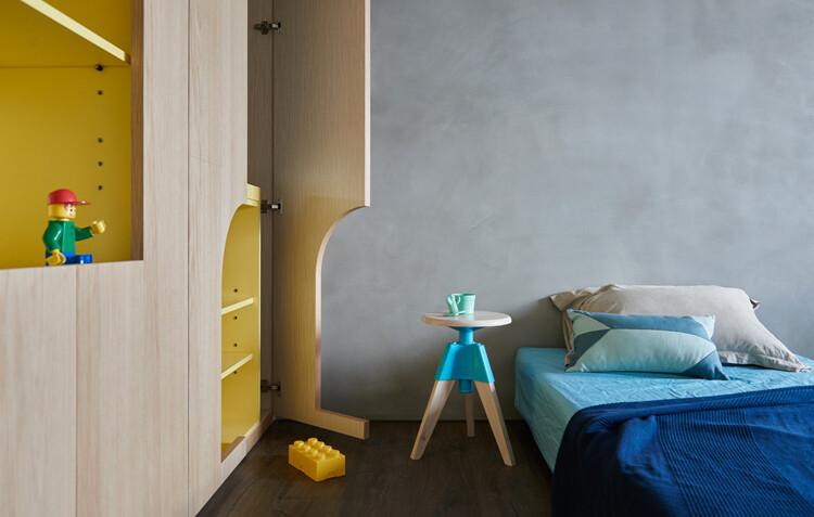 bedroom, Hao Design