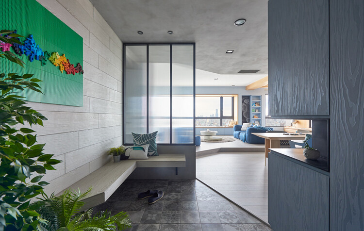 This Family Apartment is A Boundless Space of Joy and Delectable Delights (4)