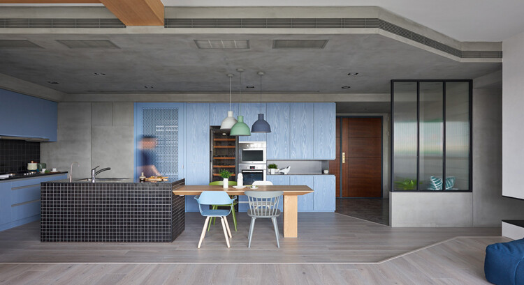This Family Apartment is A Boundless Space of Joy and Delectable Delights (5)