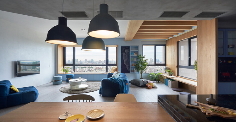 This Family Apartment is A Boundless Space of Joy and Delectable Delights (9)