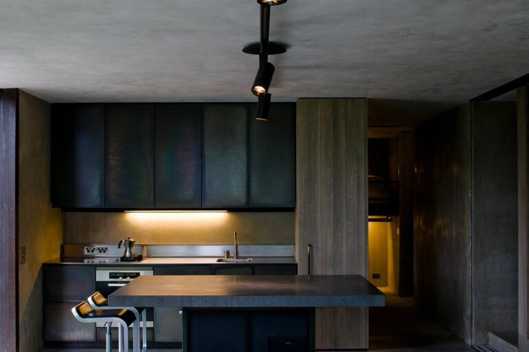 Fearon Hay Architects, kitchen, interior design