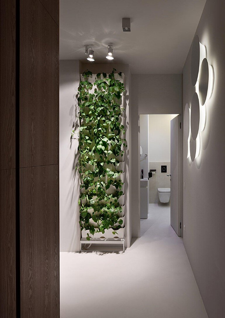Industrial Interior Design - Kenzo Flat by Olga Akulova (11)
