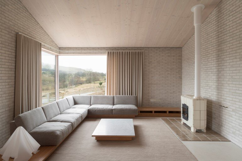 Life House – Monastery Inspired Vacation Home for Calm and Reflection