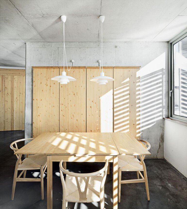 dining room, Lagula Arquitectes