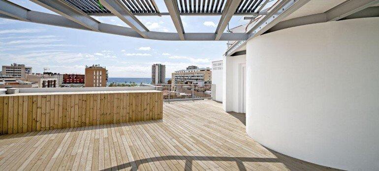 terrace, Lagula Arquitectes