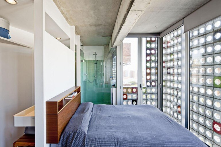 bedroom, Lagula Arquitectes