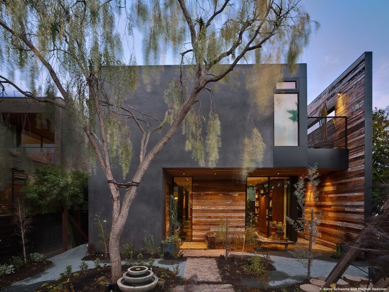 Sela Residence Was Designed for a Young Family in Venice, California