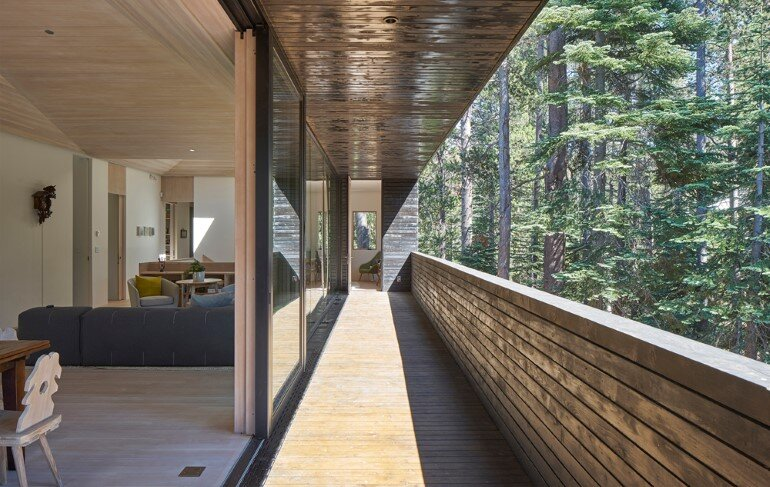 Trollhus - Alpine Chalet in Norden, California (3)