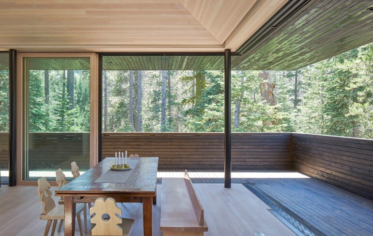 Trollhus - Alpine Chalet in Norden, California (6)