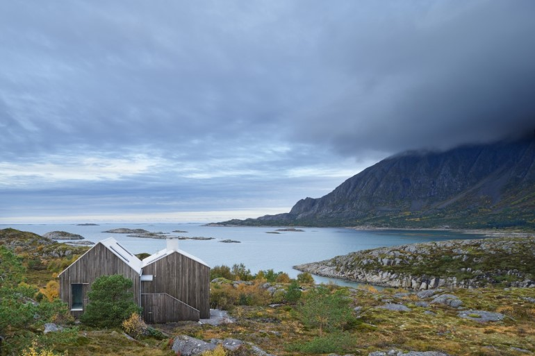 Vega Cottage, Not Far From the Polar Circle