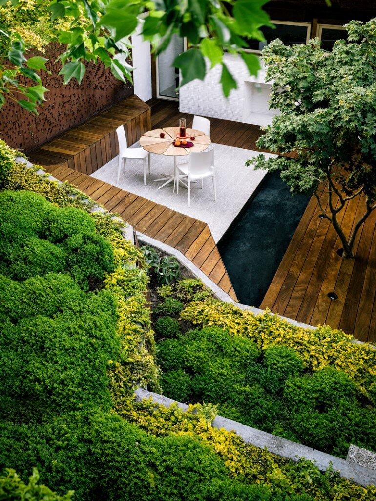 Zen Outdoor Living Space: Hilgard Garden on Garden And Outdoor Living id=38388