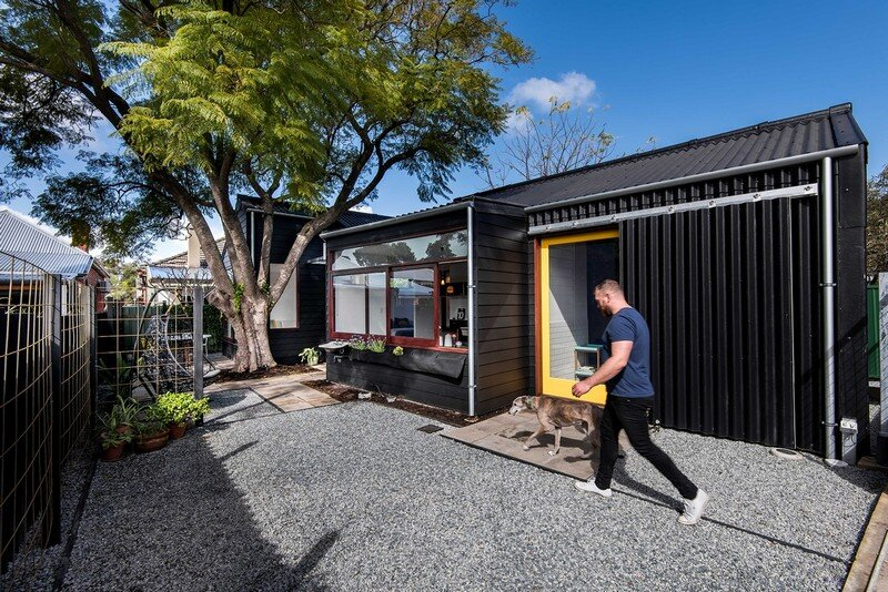 A Successful Experiment in Small Footprint Living – Shed House