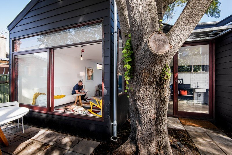 A Successful Experiment in Small Footprint Living - Shed House (13)