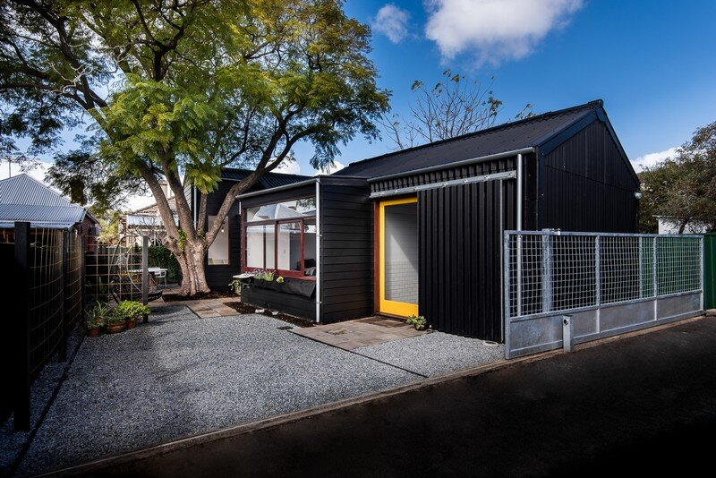 A Successful Experiment in Small Footprint Living - Shed House (2)