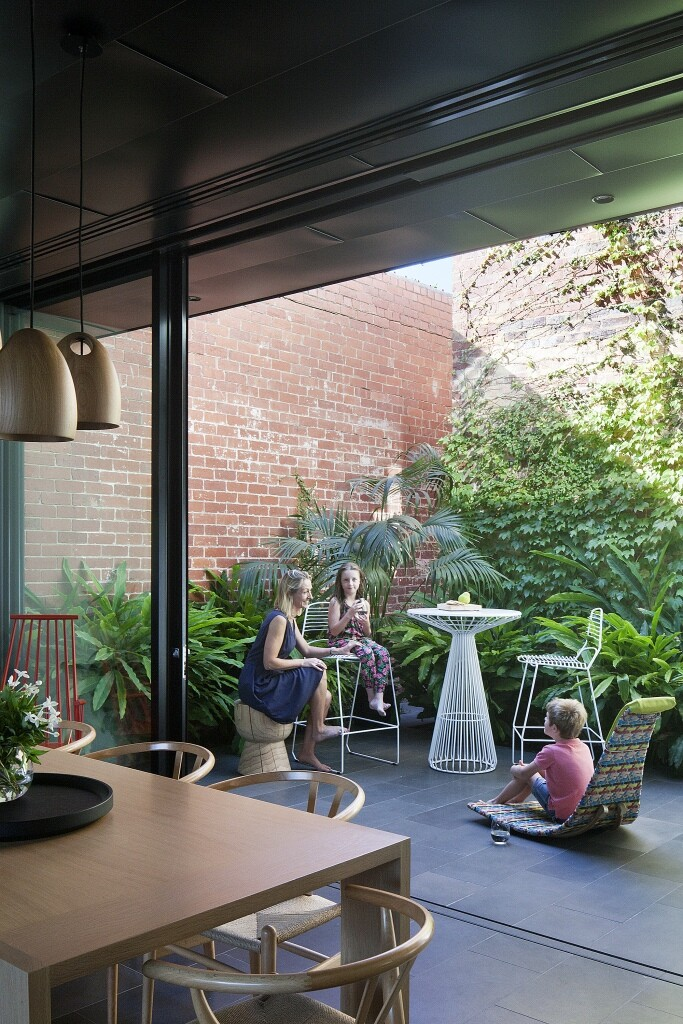 Abstract House by Matt Gibson Architecture + Design on Backyard:uuezyx-Hy-8= Landscape Design  id=54792