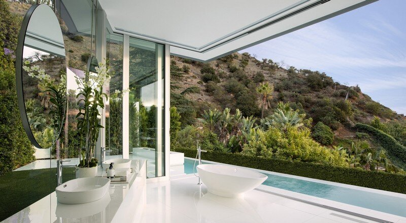 Doheny Residence by McClean Design, Los Angeles