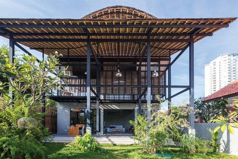 Kinsfolk House in Hua Hin, Thailand