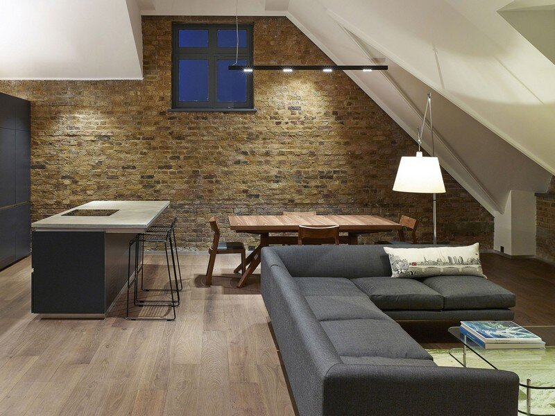 Mandeville Loft by Neil Davies Architects