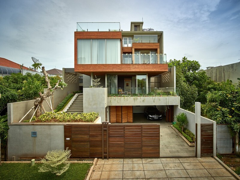 Open House in Jakarta Indonesia RAW Architecture