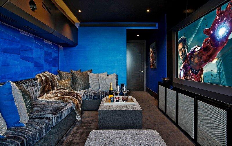 Central London Apartment by Rene Dekker Design