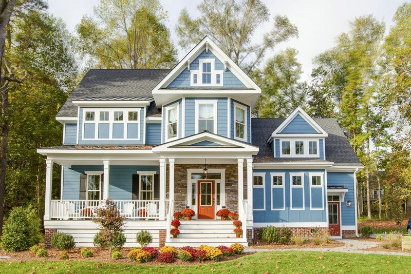 Green and Gorgeous – The Advantages of Fiber Cement Siding