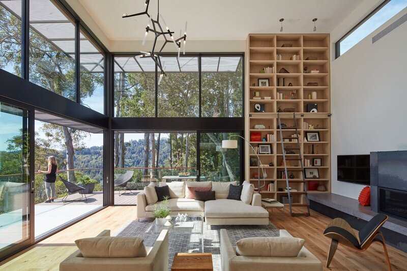 Hillside Residence by Zack de Vito Architecture California (14)