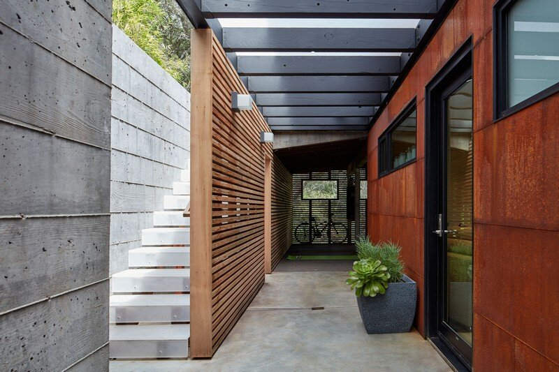 Hillside Residence by Zack de Vito Architecture California (17)