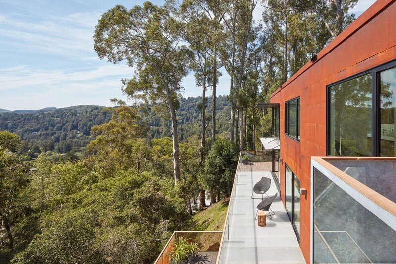 Hillside Residence by Zack de Vito Architecture California (2)