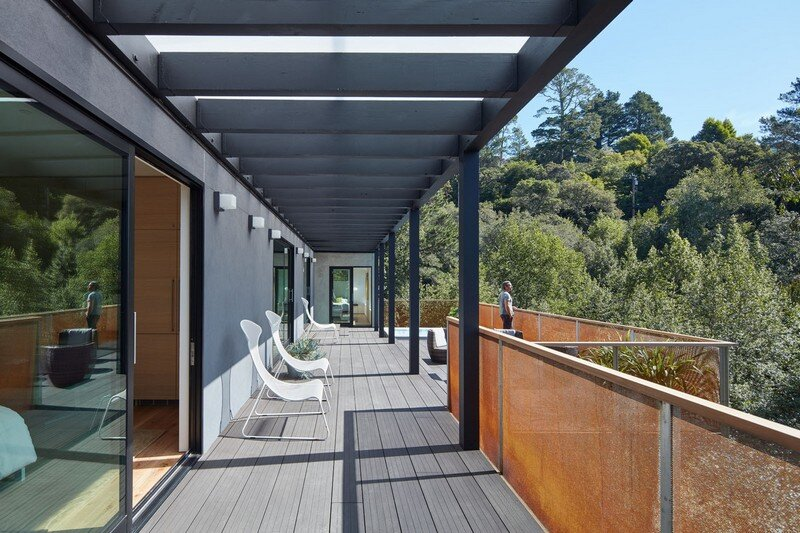 Hillside Residence by Zack de Vito Architecture California (3)