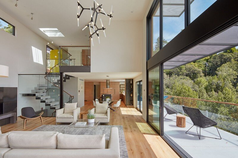 Hillside Residence by Zack de Vito Architecture California (4)